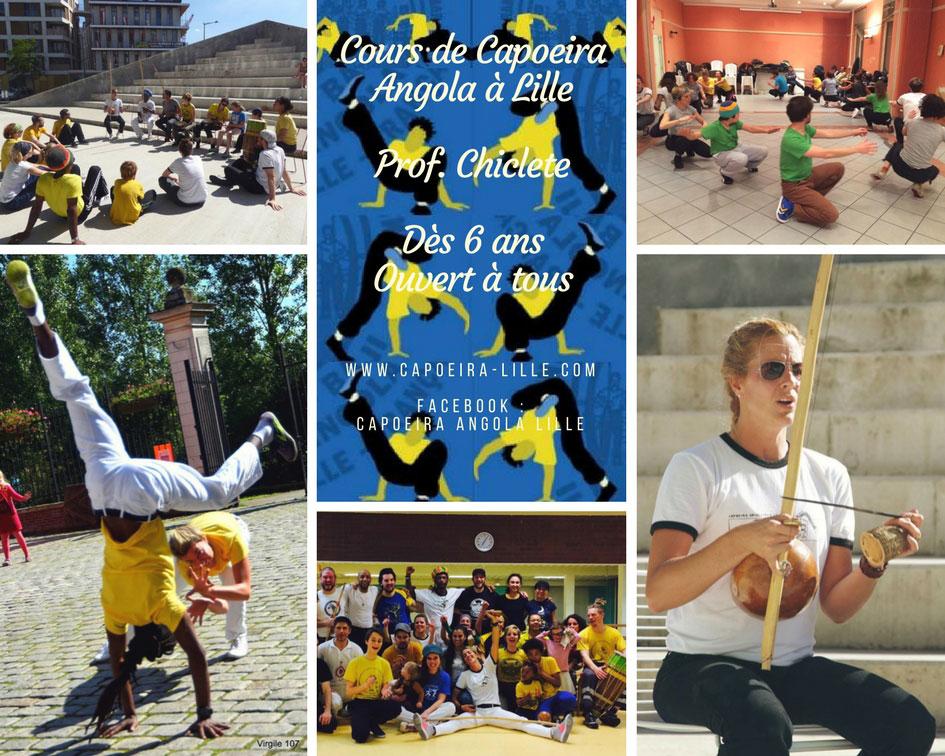 News Capoeira Lille