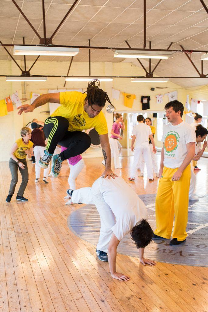 Cours de Capoeira Lille Ados et Adultes