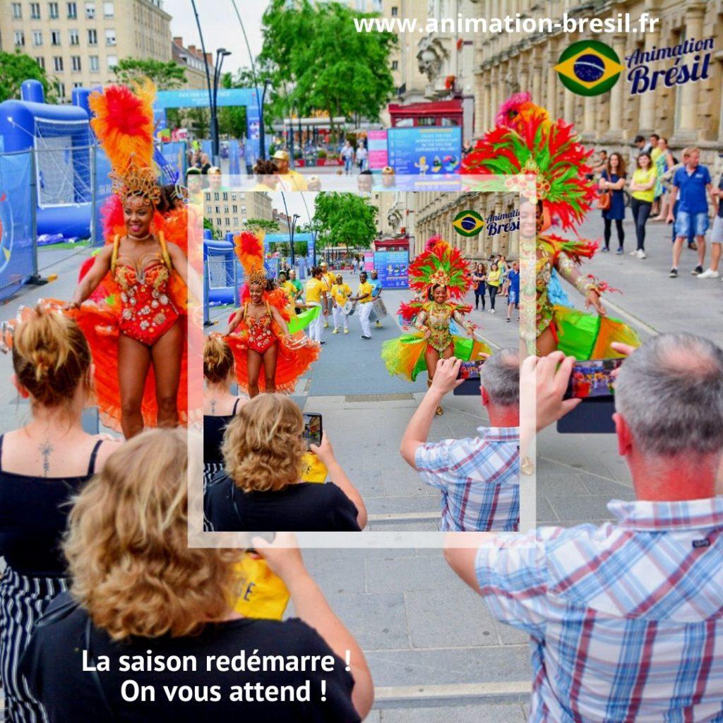 Carnaval Brésilien Lille